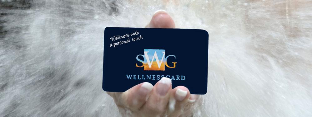 De Select Wellnesscard is verkrijgbaar!