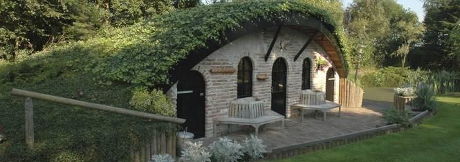 Sauna grot