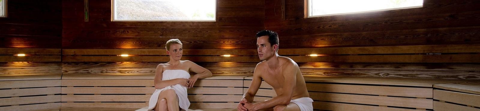 Opvallende sauna- & wellnessfaciliteiten