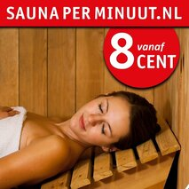 Sauna per minuut <br/>ONTDEK NU