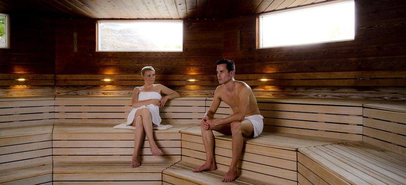 Wereldprimeur: sauna per minuut!