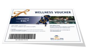Wellness cadeaubon <br> van €10 tot €150