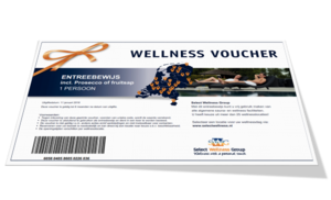 Wellness entreebewijs <br /> incl. Prosecco of Fruitsap
