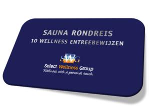 Sauna Rondreis <br/> [10 entreebewijzen]