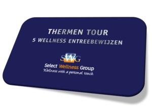 Thermen Tour <br/> [5 entreebewijzen]