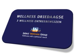 Wellness Driedaagse <br/> [3 entreebewijzen]