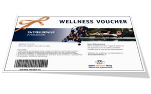 Wellness entreebewijs <br /> voor 2 personen