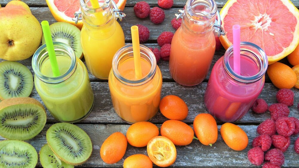 Wellness Entreebewijs+ <br /> Smoothie of (munt) thee