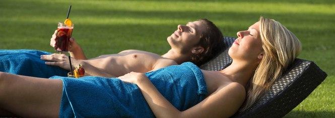 Relax zonneweide