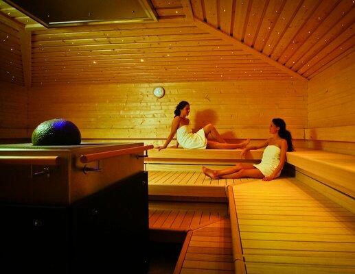 Sterrenlicht sauna