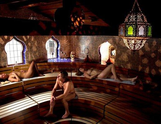 Oosterse Meknes sauna