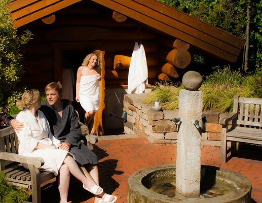 """""""De Originele"""" MAA Sauna"""