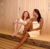 Sauna leeuwerikhoeve burgum